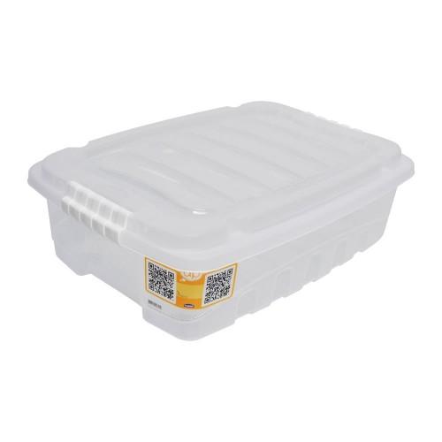 CAIXA PLÁSTICA  9,3LT GRAN BOX PLASÚTIL REF.2891