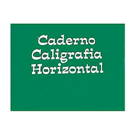 CADERNO CALIGRAFIA HORIZONTAL TAMOIO REF.2093