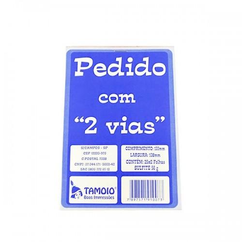 PEDIDO 1/36 PEQUENO 2 VIAS TAMOIO