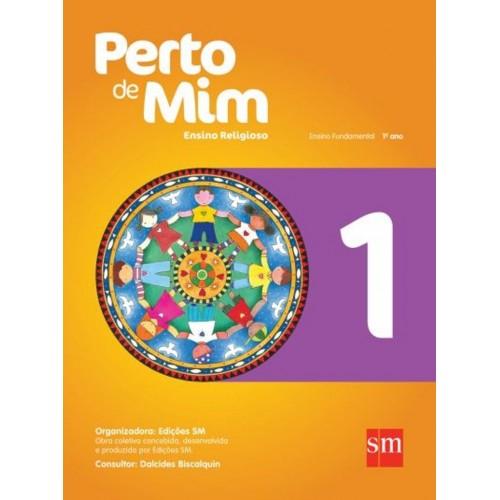 LIVRO PERTO DE MIM 1º ANO FUNDAMENTAL
