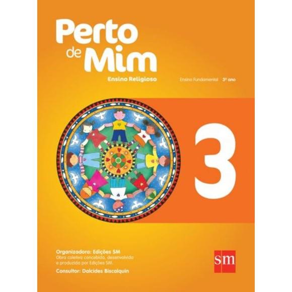 LIVRO PERTO DE MIM 3º ANO FUNDAMENTAL