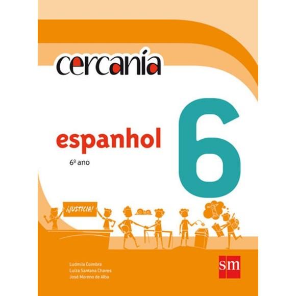 LIVRO CERCANÍA ESPANHOL 6º ANO