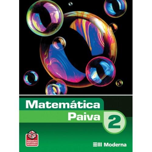 LIVRO MATEMÁTICA PAIVA VOL.02