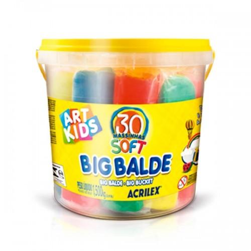 BIG BALDE COM MASSA DE MODELAR 1,5K REF-40023