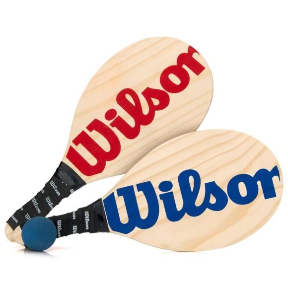 KIT FRESCOBOL REF-VMAZ WILSON
