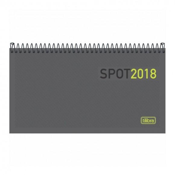 AGENDA TILIBRA SPOT 2018 DE BOLSO C/ESPIRAL