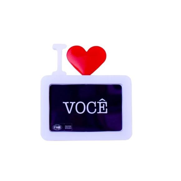 PORTA RETRATO 10X15 I LOVE REF.92601