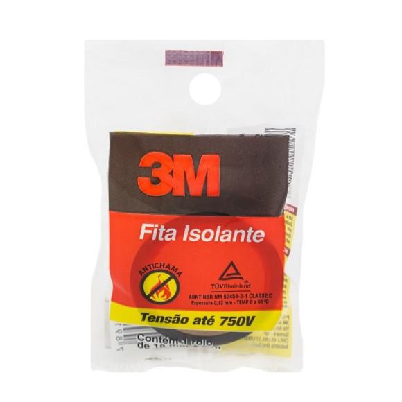 FITA ISOLANTE 18MM X 5M 3M