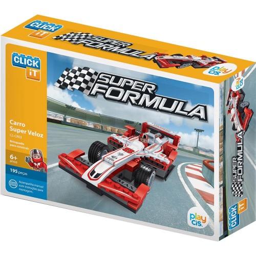 Carro Super Veloz - Play Cis