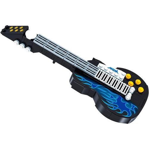 BRINQUEDO GUITARRA MUSICAL 178 PEÇAS - PLAY CIS