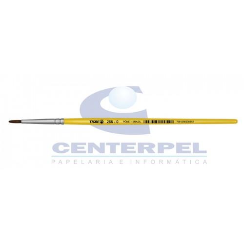 PINCEL P/PINTURA REF.266 N.0 REDONDO