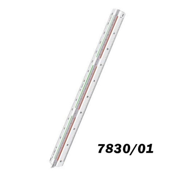 ESCALIMETRO TRIDENT REF.7830/1 30CM