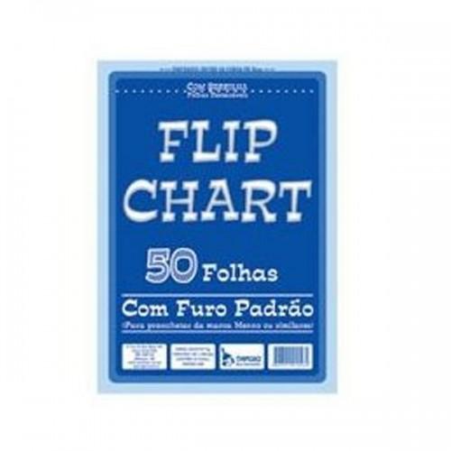 PAPEL FLIP CHART 50FLS TAMOIO