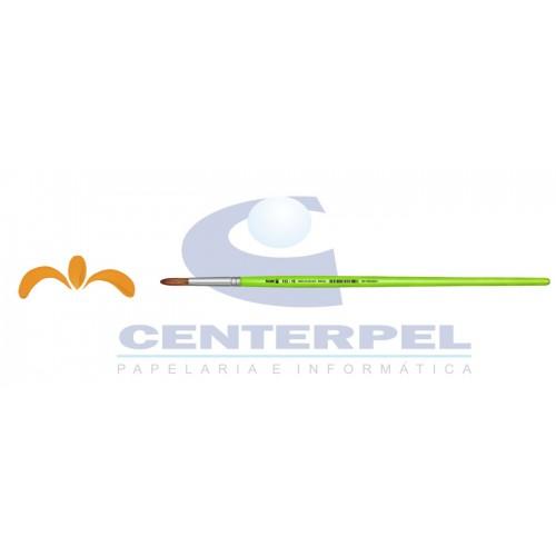 PINCEL REDONDO REF.181 N.02 PELO DE ORELHA DE BOI